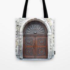 Dutch door Tote Bag