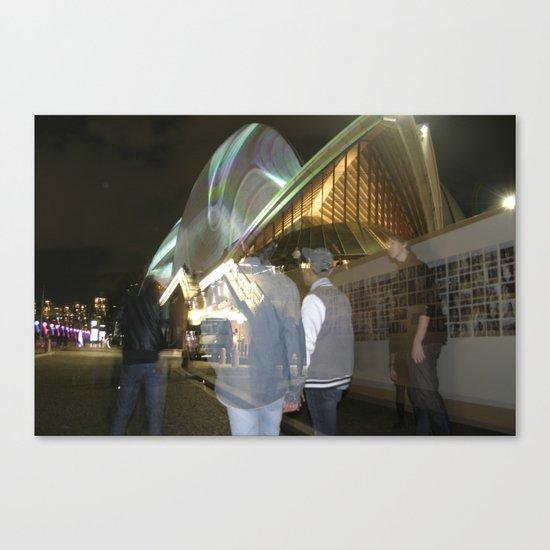 transparent Canvas Print