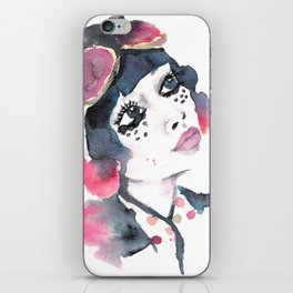 Decora Girl iPhone Skin