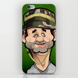 Carl iPhone Skin