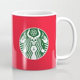 The Red Cup Of Doom Coffee Mug