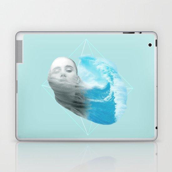 MEMORIES, DREAMS AND SEA Laptop & iPad Skin