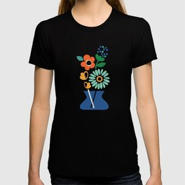 Floral Time T-shirt
