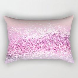 Unicorn Girls Glitter #11 #shiny #decor #art #society6 Rectangular Pillow