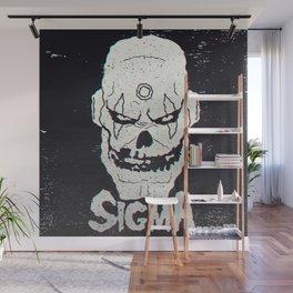 SIGMA, MAVERICKS FIEND CLUB Wall Mural