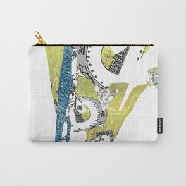 CutOuts - 5 Carry-All Pouch