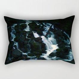 The Waterfall Rectangular Pillow
