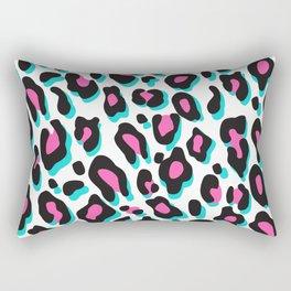 Vibrant Cheetah Rectangular Pillow