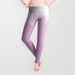 Watercolor Gradient Leggings