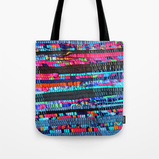 Colorful and Playfully Tote Bag