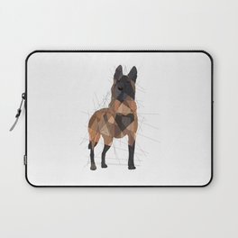 Belgian Malinois Laptop Sleeve
