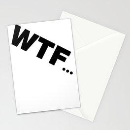 TRAN-WTF... Stationery Cards