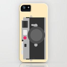 Leica iPhone Case