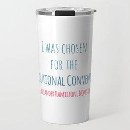 CONSTITUTIONAL CONVENTIONAL Travel Mug