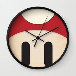 Minimal Powerup Wall Clock