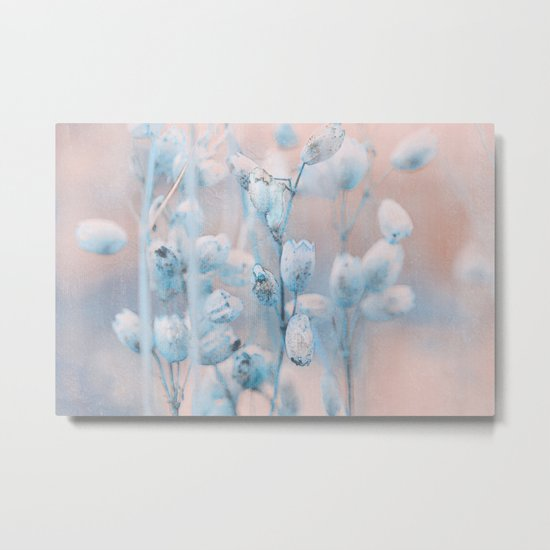 Wild flowers(winter) Metal Print