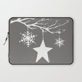 It was the night before Christmas Laptop Sleeve