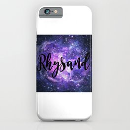 Rhysand iPhone Case