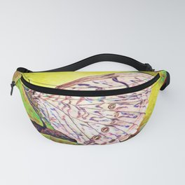 White Cabbage | Painting Fanny Pack