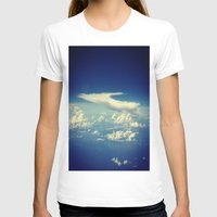 cloud T-shirts featuring  Cloud by Sumii Haleem