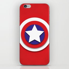 American Hero iPhone Skin