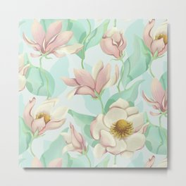 magnolia bloom - fairy version Metal Print