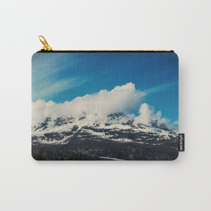 Alaska Mountain Carry-All Pouch