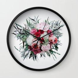 Australian Natives Wall Clock
