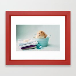 But I don't want a Bath Framed Art Print