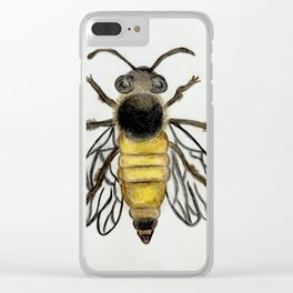 fly me to the moon. Clear iPhone Case
