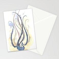 Sea Beast Stationery Cards