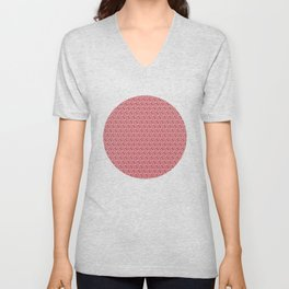 Impossible Pattern Unisex V-Neck