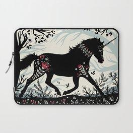 Folk Unicorn Laptop Sleeve