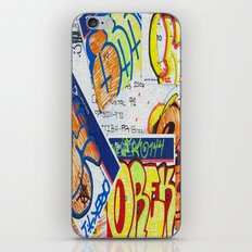 Philly to Brazil iPhone & iPod Skin