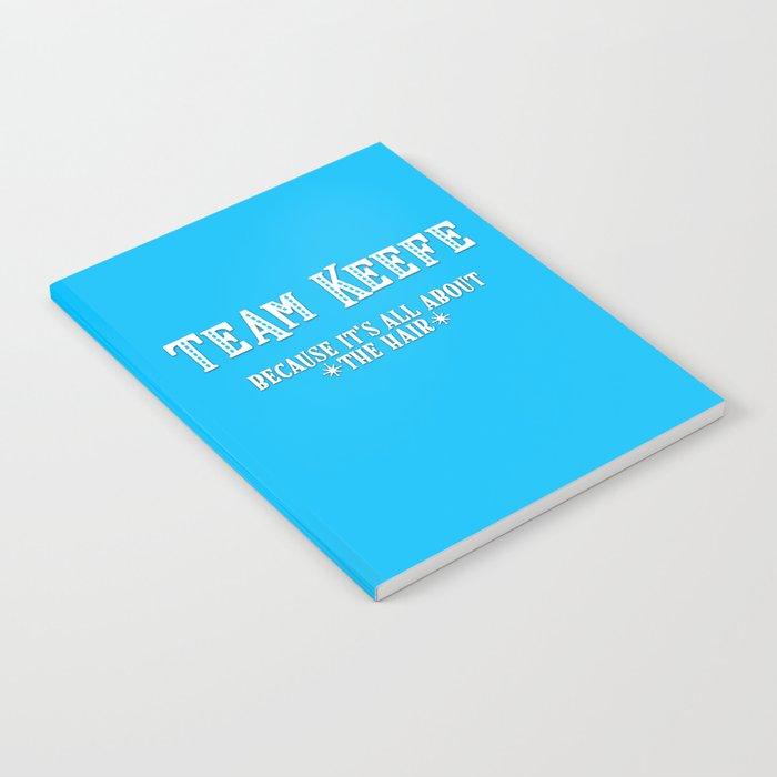Team Keefe Notebook