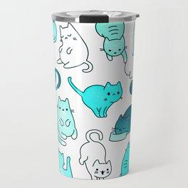 Kitties Travel Mug