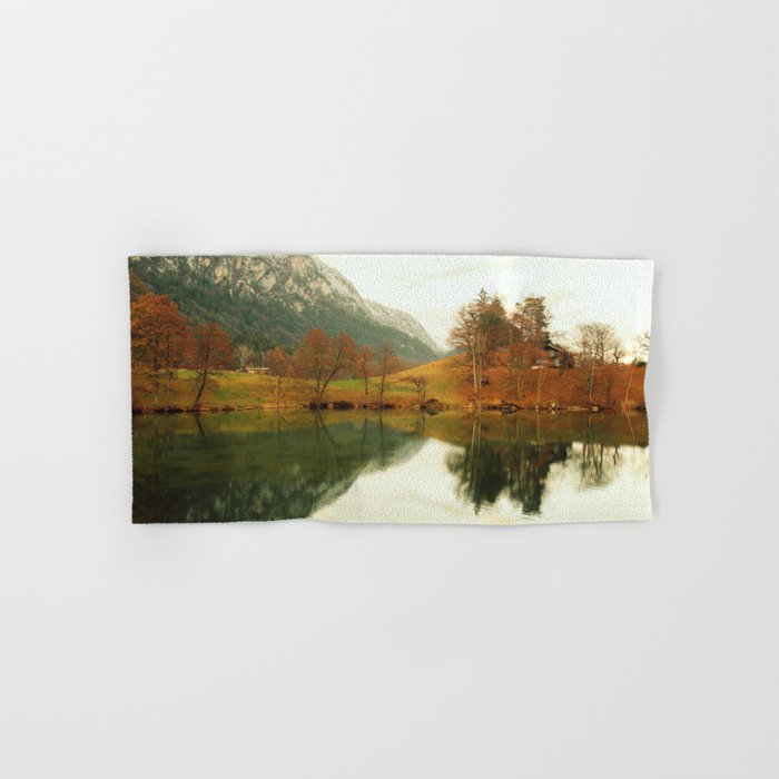 Castle of Tranquility Hand & Bath Towel