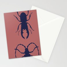 Beetle Grid V4 Stationery Cards
