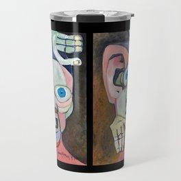 Solitary Man Travel Mug