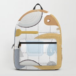 kitchenware collection Backpack