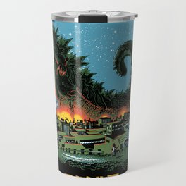 Godzilla - Blue Edition Travel Mug
