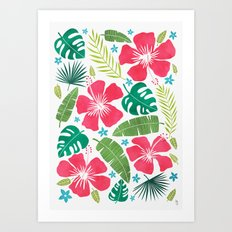 Kalia Art Print