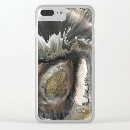 The core Clear iPhone Case