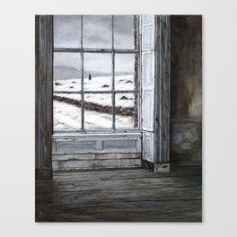 Empty House Canvas Print