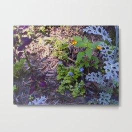 Floral Print 003 Metal Print
