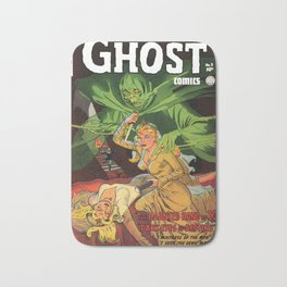 GHOST COMICS Bath Mat
