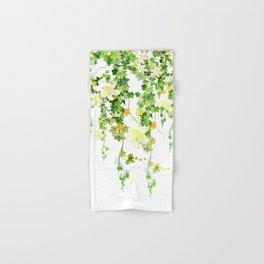 Watercolor Ivy Hand & Bath Towel