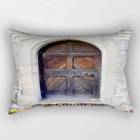 Home at last . . . Rectangular Pillow
