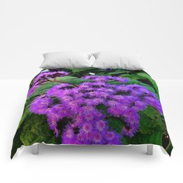 Purple Heaven Comforters