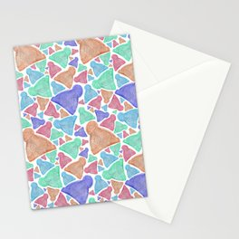 Wooly Bobble Hats Stationery Cards